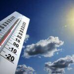 معهد الرصد الجوي: تراجع في درجات الحرارة الأسبوع المقبل