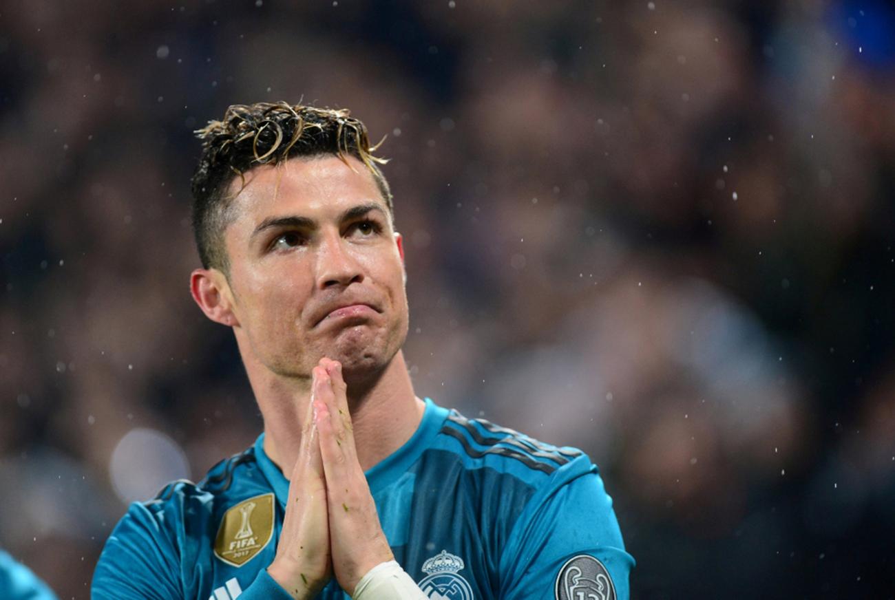 بعد صفقة تاريخية مع يوفنتوس: رونالدو ينشر رسالة الوداع على موقع الريال