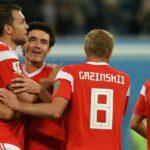 المنتخب الروسي يقصي الماتادور الاسباني ويعبر الى ربع نهائي المونديال
