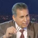 رفع قضية على كاتب عام نقابة الأمن الجمهوري محمد علي الرزقي