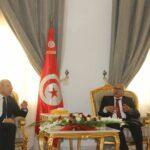 بحضور نائبة عن النهضة: سفير تركيا بتونس في مقرّ ولاية قابس