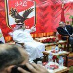 ليّ الذراع بين تركي آل الشيخ والاهلي المصري يتواصل