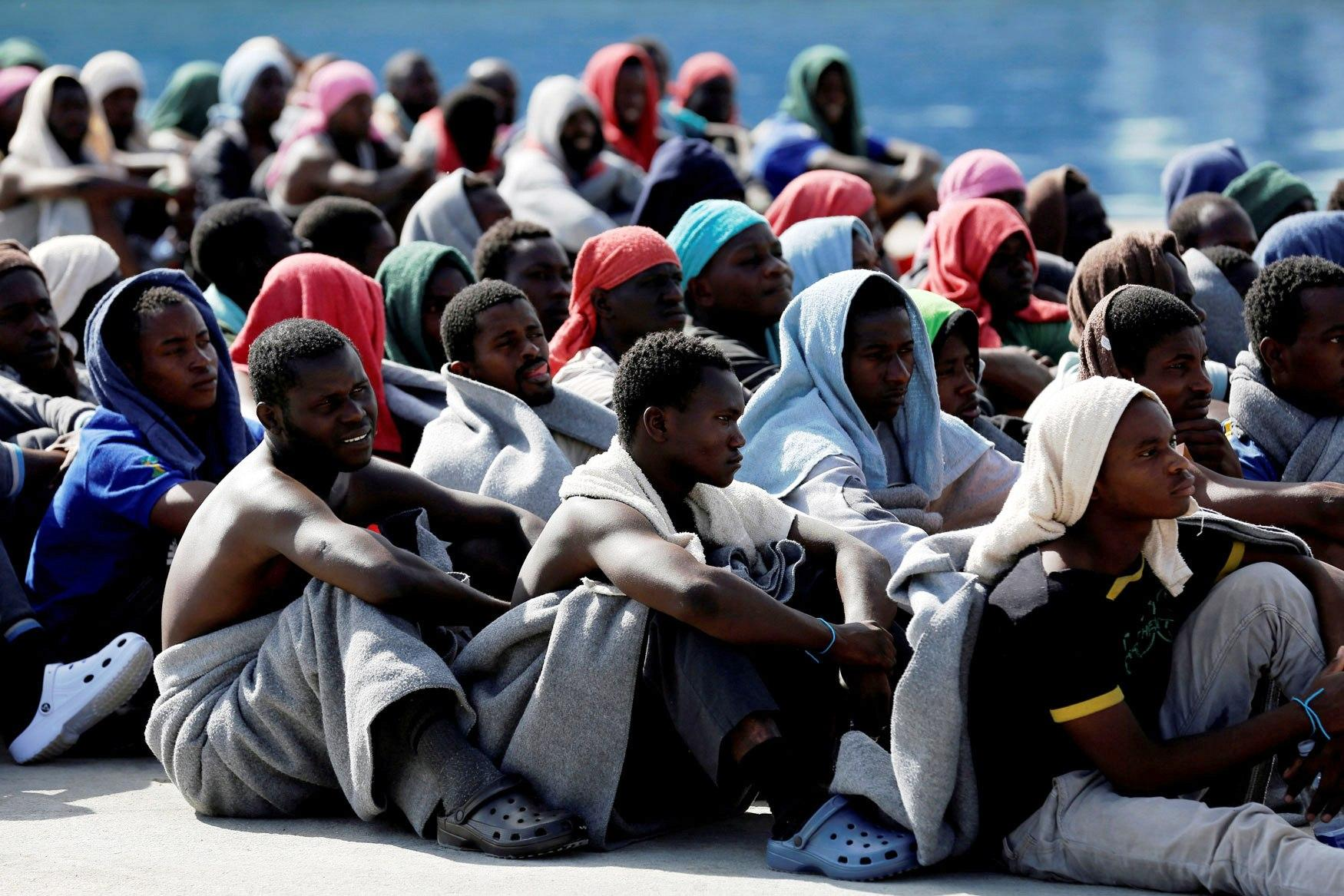 مُخيّمات لإيواء المهاجرين : أورويا تُدير ظهرها لتونس والجزائر وليبيا والمغرب ومصر