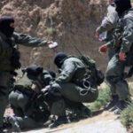 جرح 4 عسكريين في انفجار لغم بجبل المغيلة