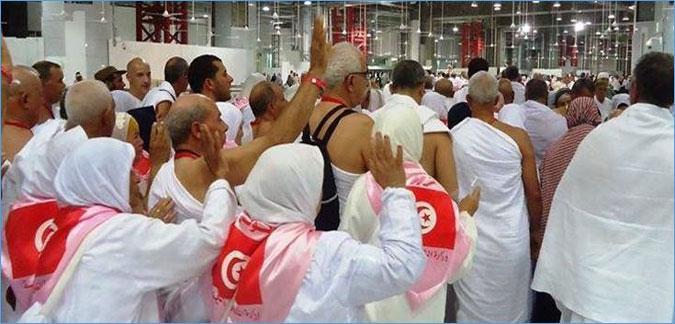 الأحد القادم: تصعيد الحجيج التونسيين إلى عرفة
