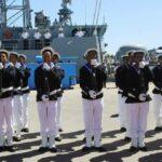 تدريبات عسكرية بحرية مشتركة بين نونس وكندا