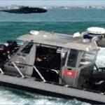 جيش البحر ينقذ 36 حارقا منهم 8 جزائريين