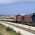 استئناف حركة سير القطارات بين تونس وقعفور