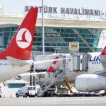 في مطار أتاتورك: اصطدام طائرة مغربية بأخرى تركية