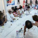 الهيئة السياسية لنداء تونس تدعو لتغيير شامل للحكومة