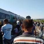 """سار كيلومترات بلا سائق: ختم البحث في حادثة """"القطار المجنون"""""""