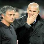 زيدان يخلف مورينيو على رأس مانشستر يونايتد ؟