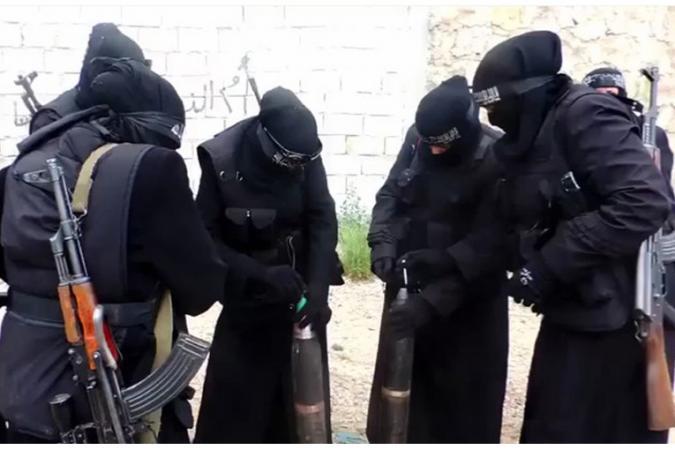 22 تونسية و83 طفلا عالقون بمناطق النزاع المسلّح