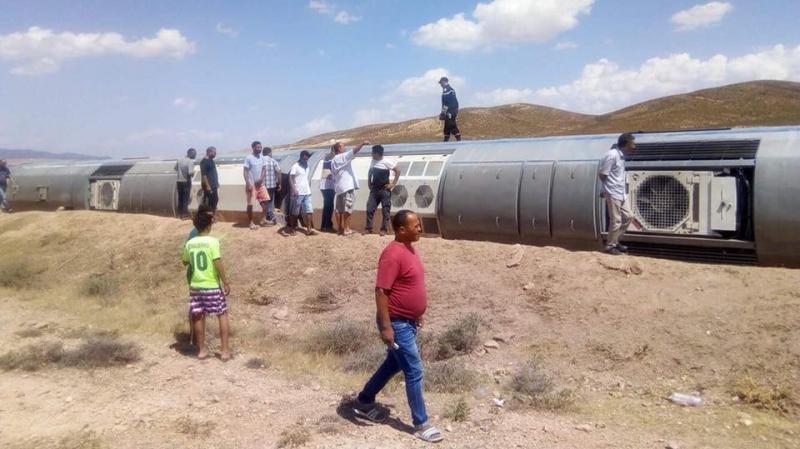 استئناف حركة سير القطارات بين تونس والقلعة الخصبة