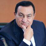 صورة: ملامح حسني مبارك تغيرت وأصبح من الصعب التعرف عليه