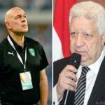 بسبب ساسي والنقاز: مرتضى منصور يتوعّد مدرّب الزمالك
