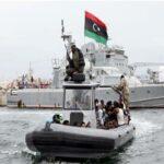 بينهم نساء وأطفال: البحرية الليبية تُنقذ 574 مهاجرا غير شرعي