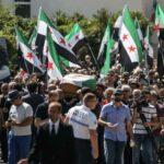 باريس : تشييع جنازة الممثلة السورية مي سكاف