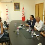 بعد الخصومة : حافظ قائد السبسي يلتقي الطاهر بن حسين