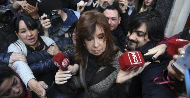 بدء محاكمة رئيسة الارجنتين السابقة في تهم فساد