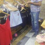 المنار: حجز ملابس مُهرّبة قيمتها 400 ألف دينار (صور)