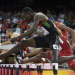 حادث مرور يودي بحياة بطل عالمي في ألعاب القوى