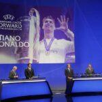 """لهذا غاب رونالدو عن حفل اختيار """"لاعب العام"""" في أوروبا"""