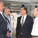 بعثة الاتحاد السكندري في ضيافة السفير المصري