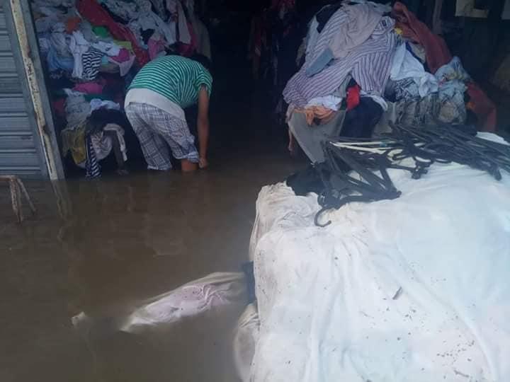 صور: أمطار طوفانية تُخلّف خسائر مادية فادحة بقابس