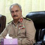 حفتر : لا حاجة لتدخّل أية دولة في ليبيا