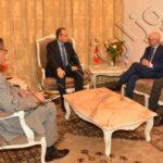 مكافحة الجريمة والهجرة السرية محور لقاء وزير الداخلية بسفير إيطاليا