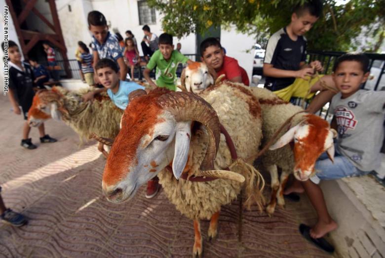 بين دخول الجنّة وطرد الجنّ: أغرب عادات عيد الإضحى في العالم