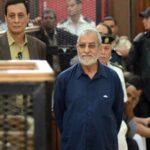 مصر: حكم بالمؤبد على مرشد الإخوان المسلمين
