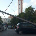 رادس الشاطئ : حادث يتسبب في قطع الكهرباء على كامل المنطقة