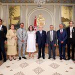 فيديو/ منح وسام الجمهورية لأعضاء لجنة الحريات الفردية والمساواة