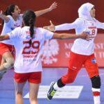 إنجاز تاريخي لصغريات تونس في مونديال اليد