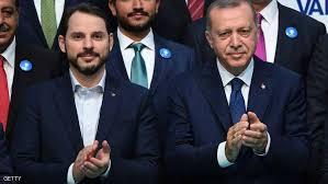 أردوغان يُعين نفسه رئيسا لصندوق الثروة السيادية بتركيا ..وصهره نائبا له