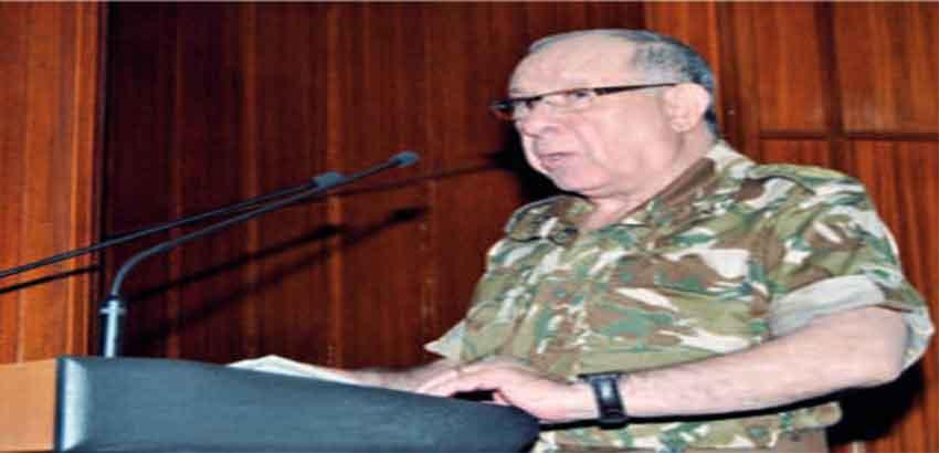 الجزائر: قائد جديد للقوات البريّة