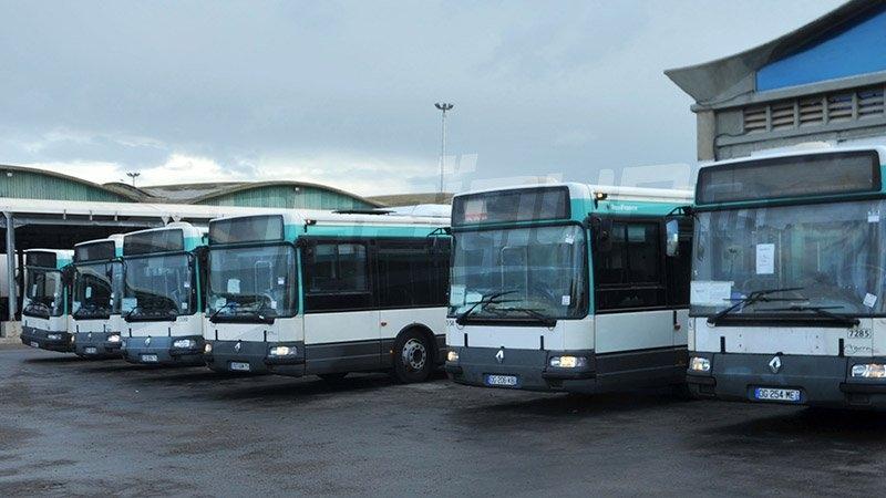 تعطّل حركة القطارات بالكامل.. وحافلات تُؤمّن نقل المسافرين