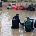 بسبب الأمطار: الحماية المدنية تُجري 91 تدخّل نجدة