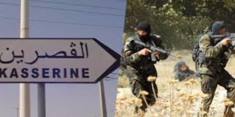 القصرين: تبادل إطلاق نار بين وحدات الحرس ومجموعة إرهابية