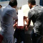 مواطن يُحاول الانتحار أمام مقرّ وزارة الشؤون الاجتماعية