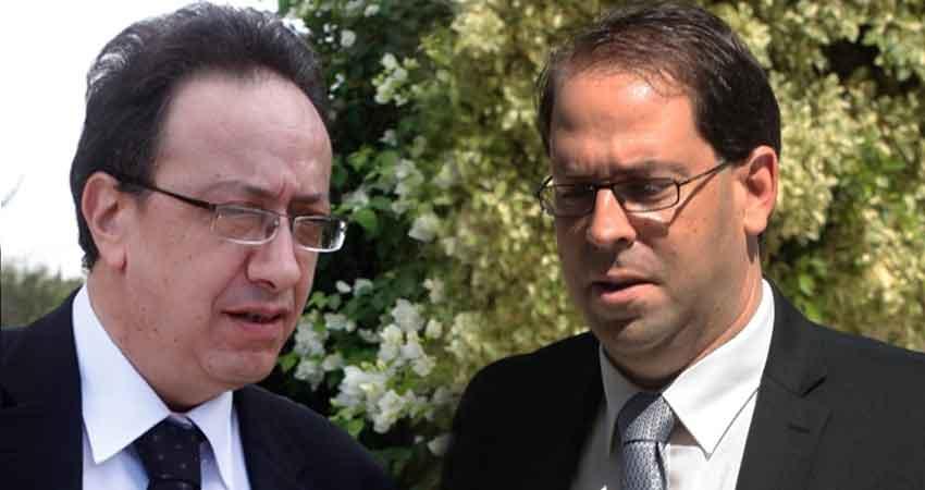 نداء تونس يُجمّد عضوية يوسف الشاهد