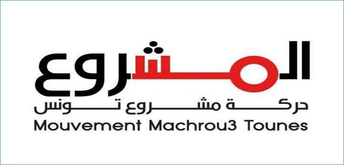 استقالة من حركة مشروع تونس