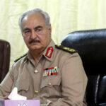 ليبيا : حفتر يُهدّد بنقل الحرب إلى حدود الجزائر !