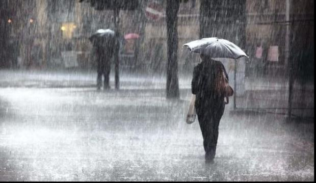 طقس اليوم: تواصل تهاطل الأمطار
