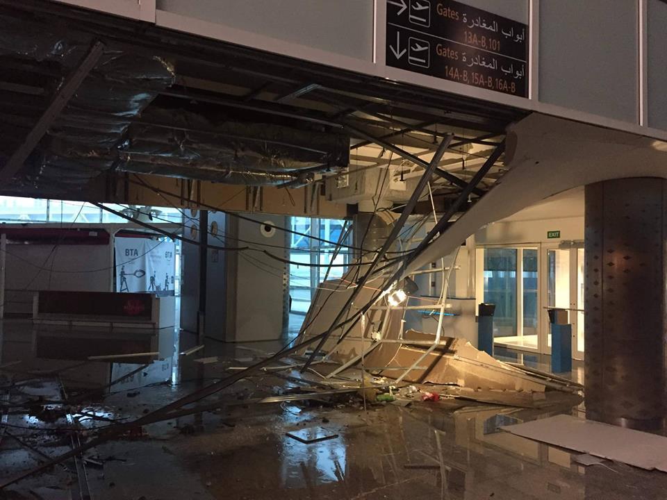 سوسة: خلية أزمة بمطار النفيضة.. وبقاء لجنة مجابهة الكوارث في حالة انعقاد دائم