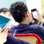 وزارة المرأة تلتزم بمنع استعمال الهواتف الذكية في المدارس والمعاهد