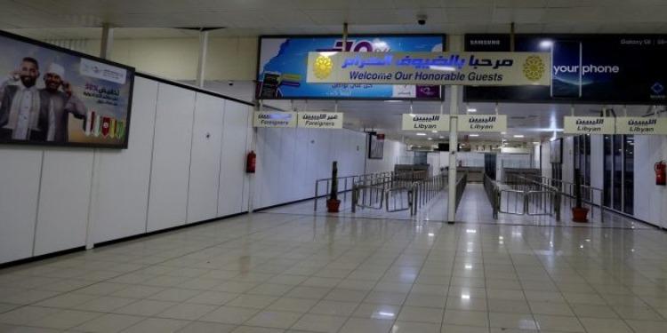 ليبيا: غلق مطار معيتيقة وتحويل الرحلات إلى مصراتة