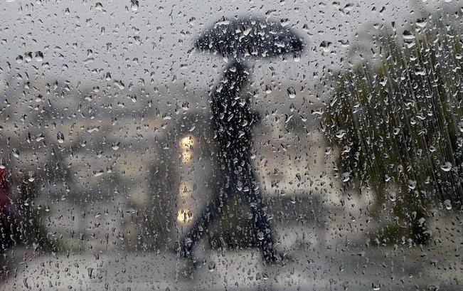 الرّصد الجوي: كميات الأمطار المُسجّلة بـ 8 ولايات